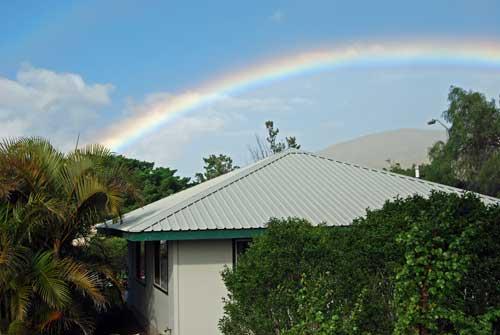 Big Island Ferienhaus, Hawaii